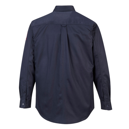 Portwest Bizflame 88//12 Shirt Gray X-Large FR89